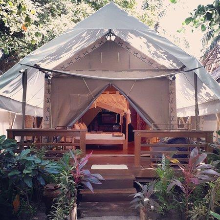 La Cocoteraie Ecolodge: The Original Glamping in Gili Trawangan