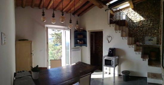 Gambassi Terme, Italia: common space