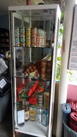 Zackry Guest House: makanan yang dapat dibeli