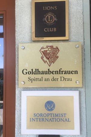 Spittal an der Drau, Austria: Die Lions, die Goldhaubenfrauen, der Soroptimist-Club ist hier zuhause.