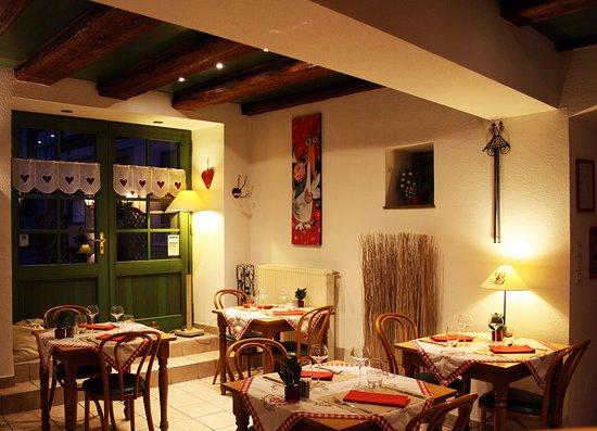 Turckheim, Prancis: le restauran