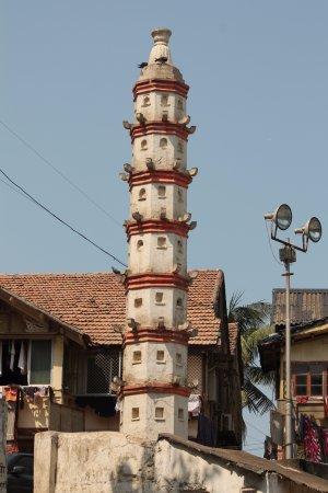 Banganga : The pillar
