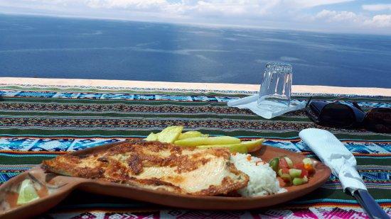 All Ways Travel: Mittagessen auf Taquille