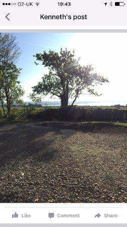 Stranraer, UK: View
