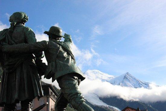 La Sapiniere : Chamonix Mont Blanc
