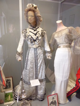 Glamis, UK: Robe d'époque