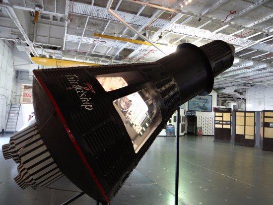 Patriots Point Naval & Maritime Museum : Apollo