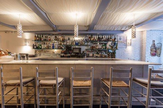 Periyali: Our beautiful bar