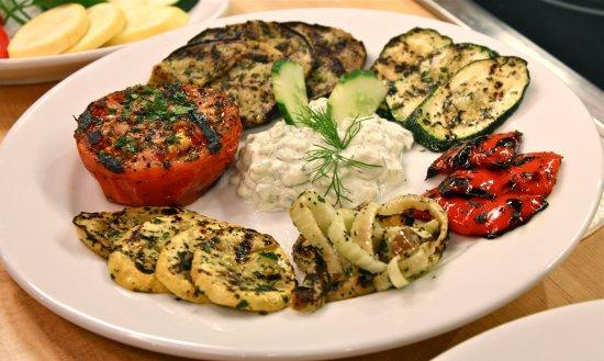 Periyali: Vegetable special
