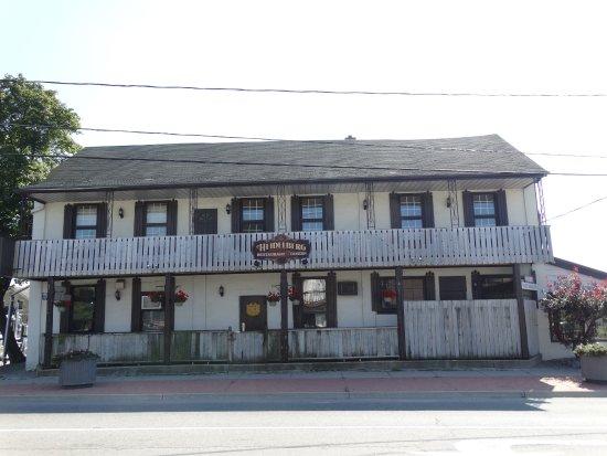 Wellesley, Canadá: Heidelberg Restaurant and Tavern, Heidelberg, Ontario.