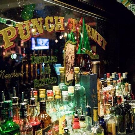 Punch Tarmey's