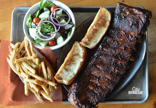 Decatur, GA: Rib Bone Tuesdays - ribs by the bone are 40% off.