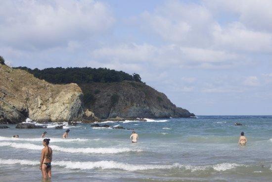 Ahtopol, Bulgaria: Plaża Silistar