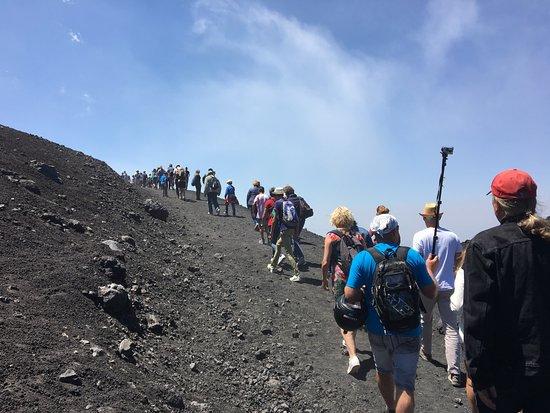 Nicolosi, Italien: Guided tour