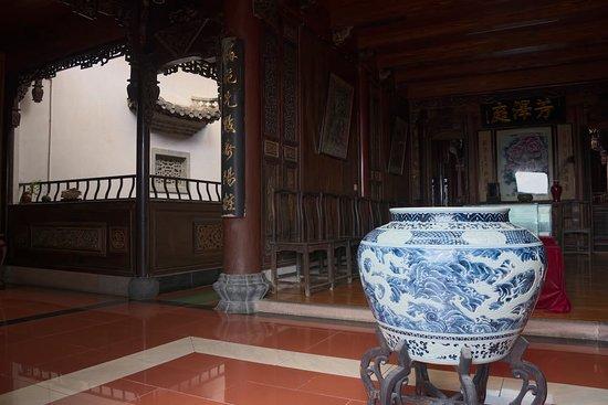 HuangShan XueYuan HuiZhou WenHua ChenLieGuan: inside