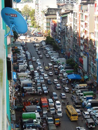 Image result for Yangon lanmadaw
