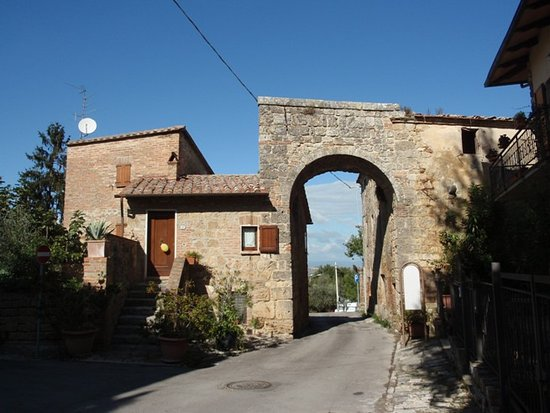 Chiusi, Itália: Porta