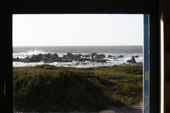 Paternoster, Afrique du Sud : Nieuview Cottage 2 - view onto Mosselbank