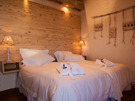 Paternoster, Afrique du Sud : Nieuview Cottage 1 - Second bedroom.  Two twin beds.
