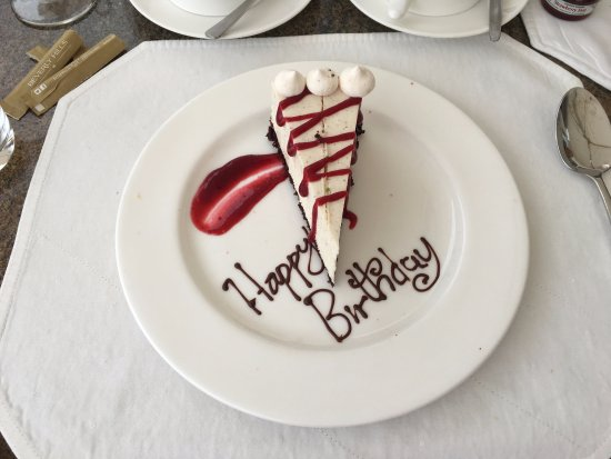 The Sugar Club: What a lovely surprise from Beverly Hills for our birthday girl.