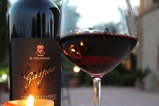 Fattoria Agriturismo Il Colombaio: Wine Tasting