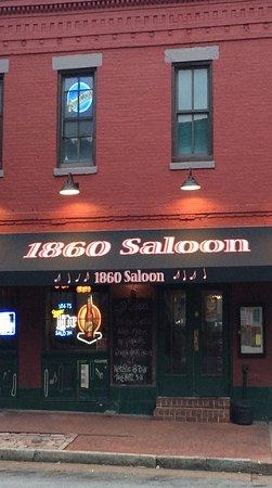 Saloon Hard Shell Cafe