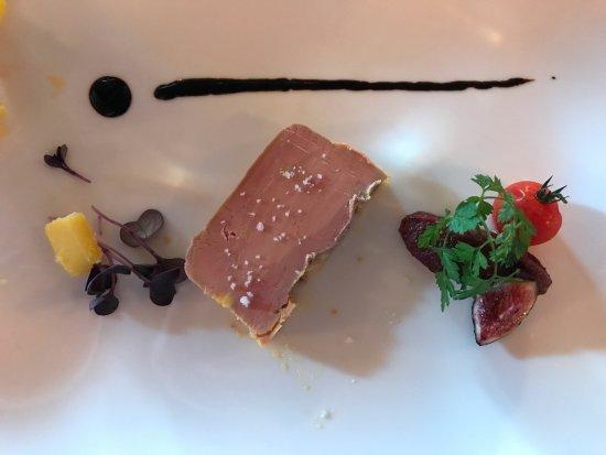 Restaurant du Grand Saint Benoit : Terrine de Foie Gras