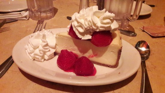 The Cheesecake Factory: Cheesecake!