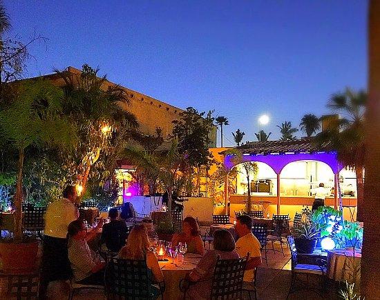 Bajo La Luna Restaurant Cabo San Lucas Menu Prices