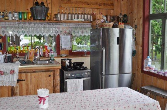 Mardi Talu: Общая кухня