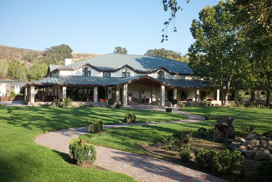 Fess Parker Winery & Vineyard: Beautiful spot!