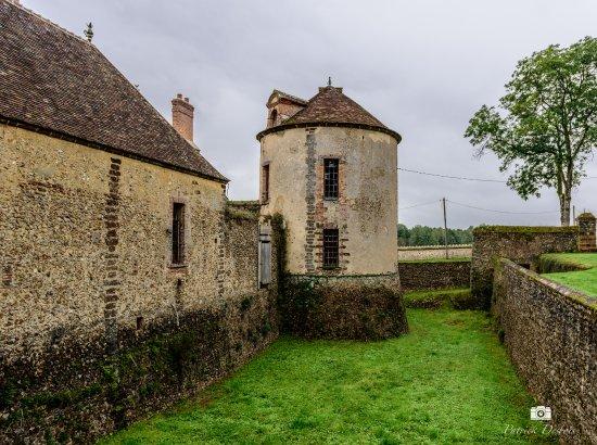 Chateau de la Riviere Eure-et-Loir