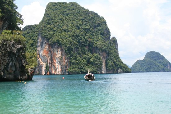Hong Islands: Hong Island