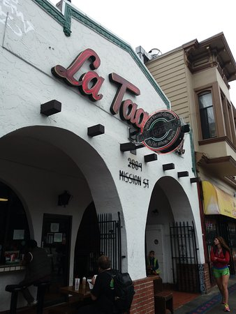 Photo of La Taqueria in San Francisco, CA, US