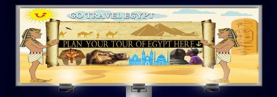 Go Travel Egypt - Day Tours: plan your tour of Egypt with go travel Egypt