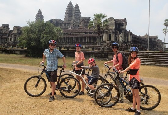 Blue Frog Angkor Tour