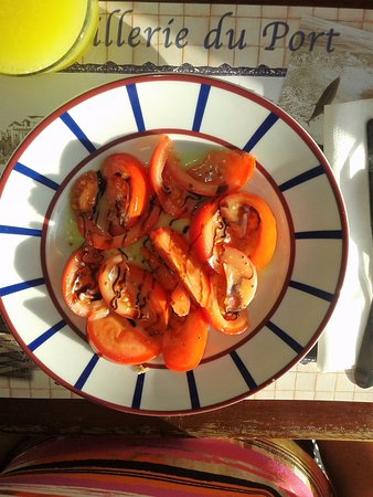 Restaurant la grillerie de sardines dans saint jean de luz - Accompagnement sardines grillees barbecue ...