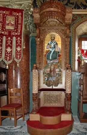 Kolimbia, Grèce : Monastero di Tsambika (Τσαμπίκα)