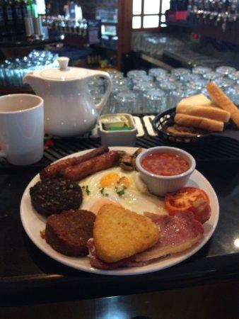 Edenderry, Irlandia: Lovely breakfast, great value.