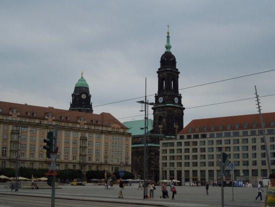 Old Market Square (Altmarkt): Altmarkt