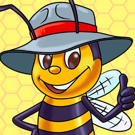 West Nyack, Estado de Nueva York: Billy the Bee