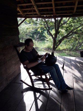 El Viejo, Nicaragua: cabaña