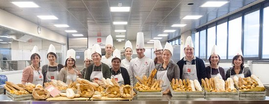Ponsacco, Italy: Corso di panetteria/ Bakery class