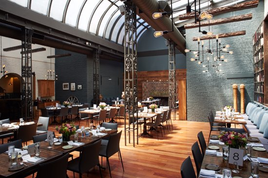 Main Dining Room - Private Event Set Up - Picture of The Milling ...