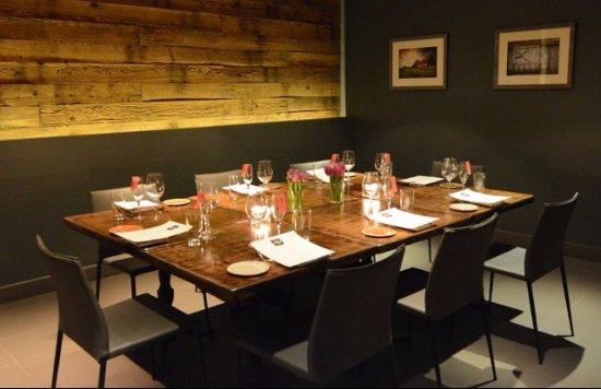 The Endicott Room - Private Event Set Up - Picture of The Milling ...