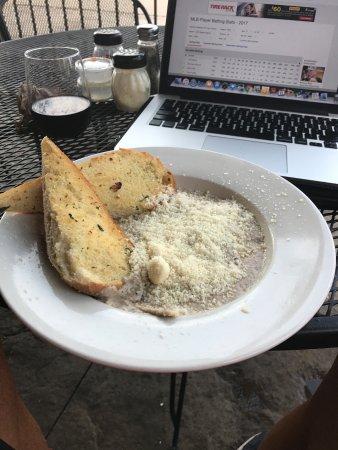 Delaware, OH: my mushroom ravioli!!!! GREAT!!!!!!