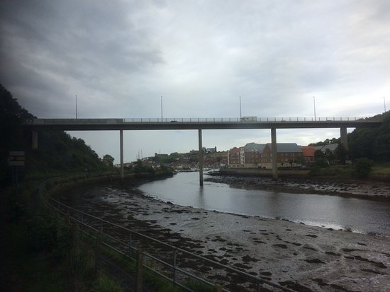 Pickering, UK: Views from the train journey (Whitby)