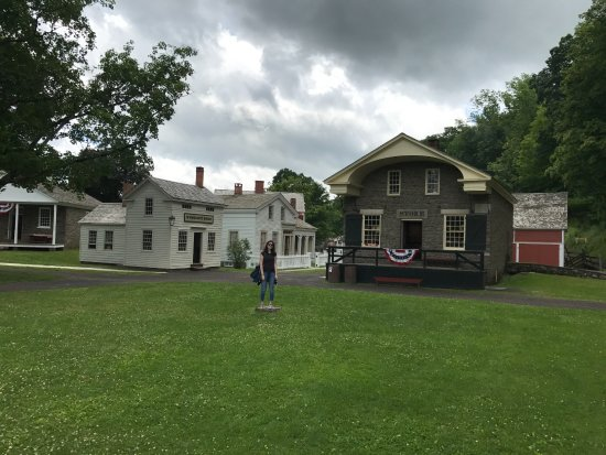 Cooperstown, NY: Settler's Village and Country Store