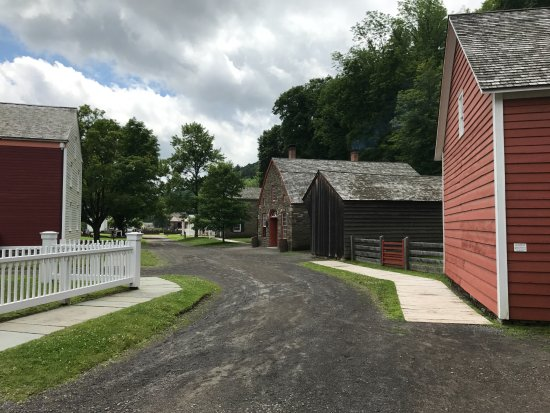 Cooperstown, NY: The blacksmith shop