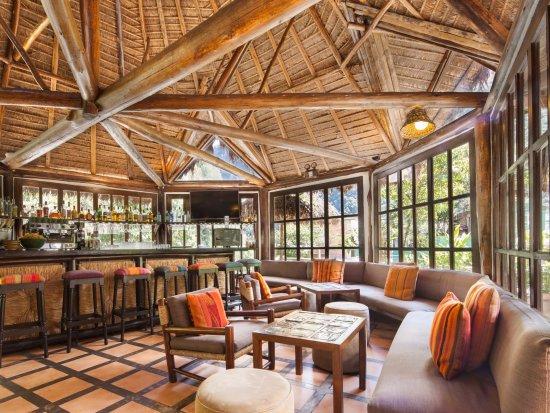 Inkaterra Machu Picchu Pueblo Hotel : Cafe Inkaterra
